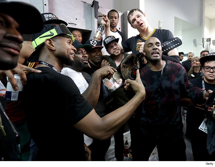 dd4f8cd74b4713 Usher Defends LeBron James