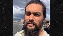 Jason Momoa's Private Jet Makes Emergency Landing After Fire Scare