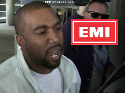 EMI Sues Kanye West Over 'Servitude' Contract, Claims it's Legal in NY