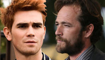 'Riverdale' Star KJ Apa Breaks Silence on Death of Luke Perry 'Rest in Love'