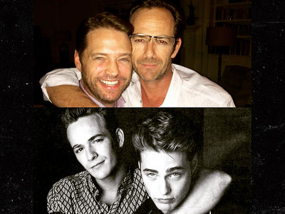 Jason Priestley and Other Costars Post Touching Tributes to Luke Perry