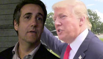 Michael Cohen Sues Donald Trump Org. Over Millions in Attorneys' Fees