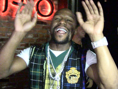 Floyd Mayweather to Conor McGregor, 'Everybody Wants a Rematch!'