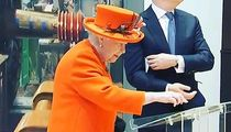 Queen Elizabeth Shares Her First Instagram Post on Royal Family Account