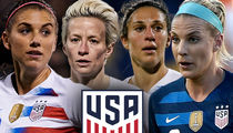 U.S. Women's Soccer Team Files Gender Discrimination Suit