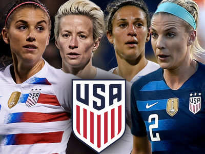 U.S. Women's Soccer Team Files Gender Discrimination Suit