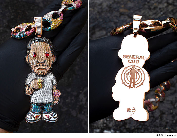 Kid Cudi Drops $275k for Custom Chain to Celebrate 35th Bday 4