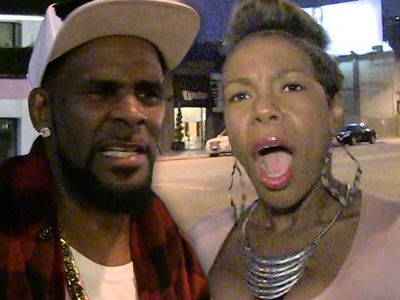 R. Kelly Claims Ex-Wife Cut Him Off from Kids, So He Cut Off Child Support