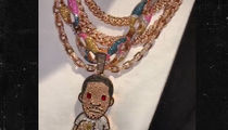 Kid Cudi Drops $275k for Custom Chain to Celebrate 35th Bday