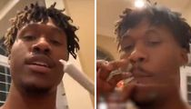 Cowboys' David Irving Smokes Weed on Instagram to Announce NFL Retirement