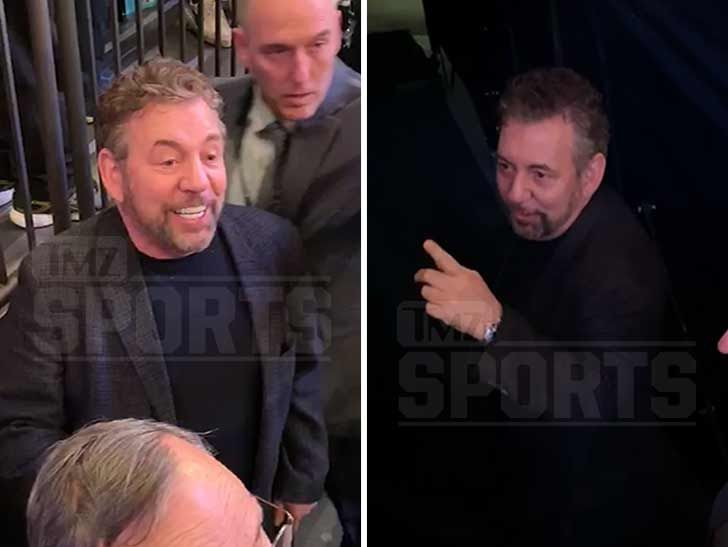 Image result for fan banned james dolan