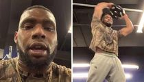 Shawn Oakman Crushes Workout, Training For NFL