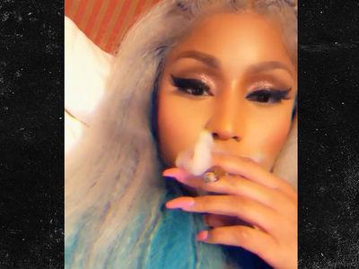 Nicki Minaj Forced to Cancel Concert, French Fans Savagely Chant 'Cardi B'