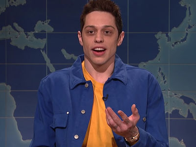 Pete Davidson Says Age Difference with Kate Beckinsale NBD, Just Ask Trump