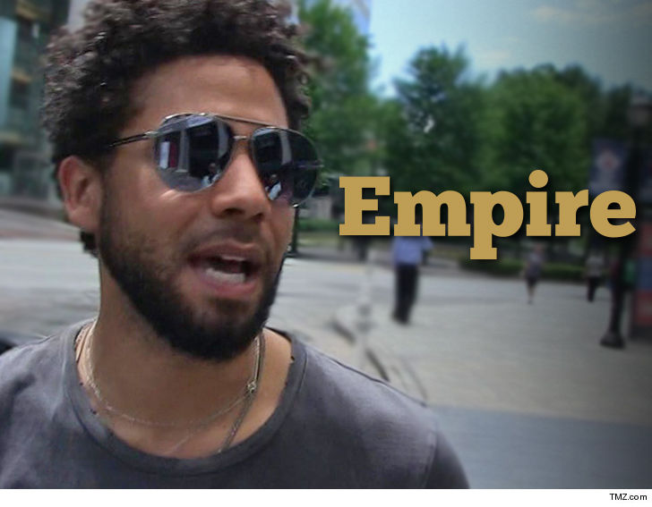 Jussie Smollett Might Have 'Empire' Fate Hanging High in the Balance