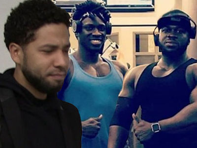 Osundairo Brothers Confirm Jussie Smollett Check's for Training