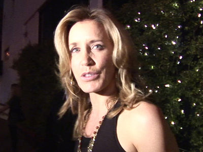 Felicity Huffman Bond Set at $250k in College Admissions Bribery Case