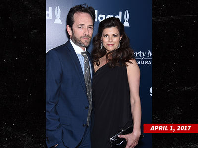Luke Perry's Wedding with Fiancee Was Set for Summer