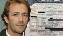 Luke Perry Death Certificate Released, Buried in Tennessee