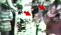 Michael Jackson on Security Cam Jewelry Shopping for James Safechuck in 1989
