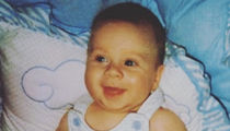 Guess Who This Blue Baby Turned Into!
