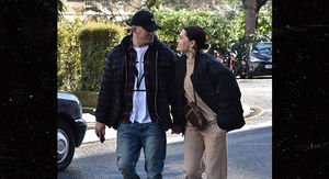 Channing Tatum Strolling Hand-in-Hand with Jessie J in London
