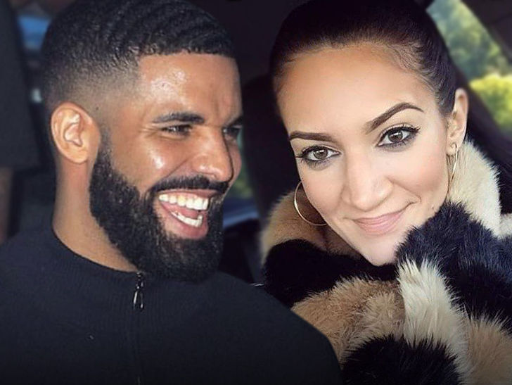 Drake's Special Guest at His Paris Concert Was His Baby Mama