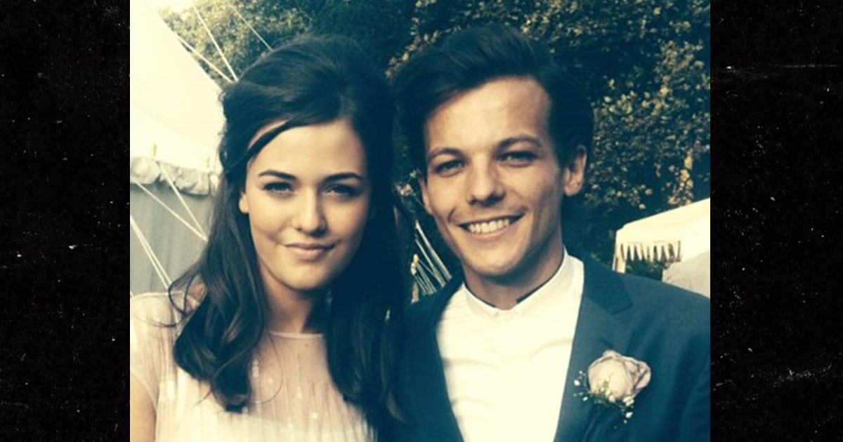 One Direction's Louis Tomlinson's Sister Dead From Heart Attack at 18