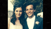 One Direction's Louis Tomlinson's Sister Dead at 18, Friend Posts Tribute