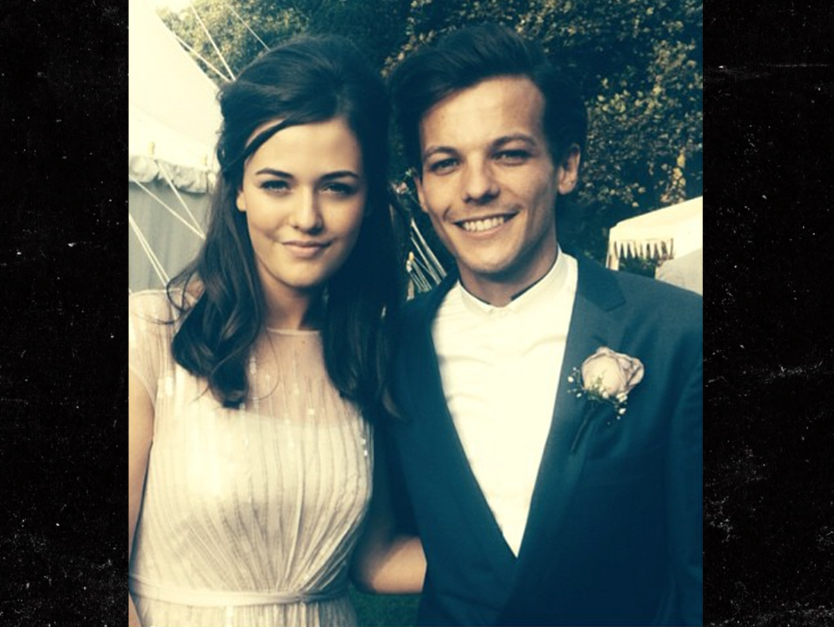 Image result for louis tomlinson and sister