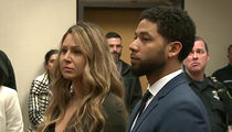 Jussie Smollett Enters a Not Guilty Plea at Arraignment