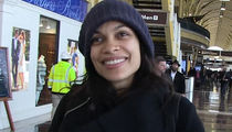 Rosario Dawson Confirms She's Dating Cory Booker, Says They're in Love