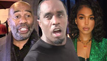 Diddy Isn't Dating Steve Harvey's Daughter Lori, Despite Speculation