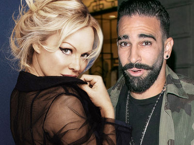 Pamela Anderson Back with French Soccer BF Despite Red Flags