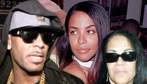 R. Kelly Denies He Had Sex with Aaliyah's Mom