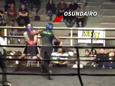 Abel Osundairo's Boxing Skills Prove He Could've Really Hurt Jussie Smollett