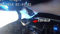 NFL's Barry Cofield DUI Arrest Video, 'Get Out Of The Car Or We'll Shoot!'