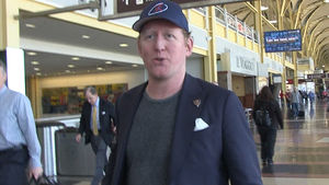 Bin Laden Killer Rob O'Neill Spent Thanksgiving w/ Jerry Jones