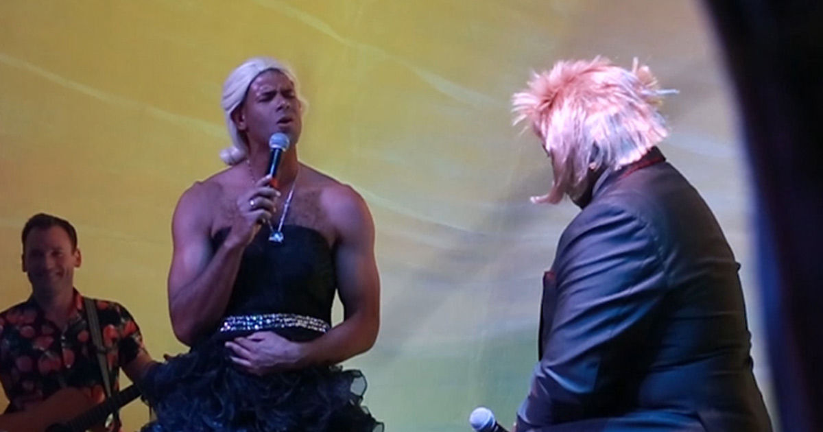 NBA's Shane Battier Goes Gaga For Karaoke ... Performs 'Shallow'