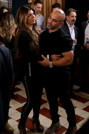 Teresa Giudice Celebrates Brother's Book Launch