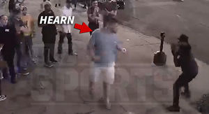 Carolina Panthers Lineman KO'd in Street Fight, Video Shows