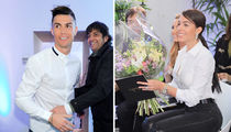Cristiano Ronaldo Opens Hair Transplant Clinic in Spain