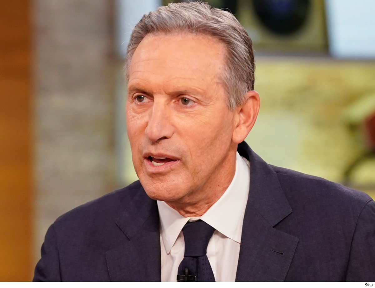 Howard Schultz Trust Sued by Construction Worker Your Booties Broke My Back