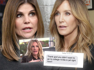 Julia Roberts Slams Lori and Felicity for Not Having 'Faith' In Kids, More Celebs MOCK Scandal!
