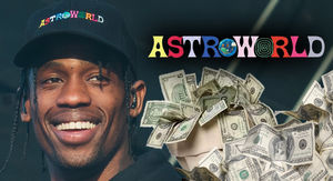 Travis Scott Sets Forum Record with $1.7 Million Astroworld Tour Stop