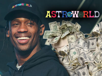 Travis Scott Sets Forum Record with $1.7 Million Astroworld Tour Stop