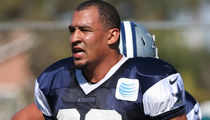 Dallas Cowboys' Captain Tyrone Crawford Shoves Cops in Crazy Bar Brawl