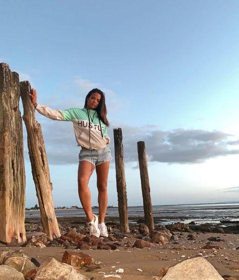 Christina Milian in New Zealand