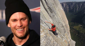 Adrenaline Junkie Tom Brady Looking To Climb El Cap With Alex Honnold