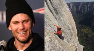 Adrenaline Junkie Tom Brady Looking To Climb El Cap With Alex Honnold